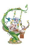 Is the Order a Rabbit Chino Flower Swing 1/7 PVC Figure