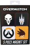 Overwatch Magnet 5pc Set