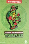 Teenage Mutant Ninja Turtles Skateboarding Raphael Pin