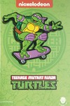 Teenage Mutant Ninja Turtles Skateboarding Donatello Pin