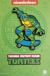Teenage Mutant Ninja Turtles Skateboarding Leonardo Pin