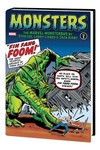Monsters HC Vol. 02 Marvel Monsterbus by Lee Lieber Kirby