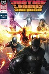 Justice League of America #29 (Mattina Variant)