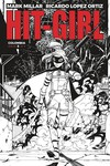 Hit-Girl #3 (Cover B - B&W Reeder)
