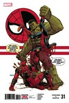 Spider-Man Deadpool #31