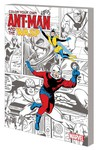 Color Your Own Ant-Man and Wasp TPB