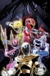 Mighty Morphin Power Rangers 2018 Annual #1 (Retailer 10 Copy Incentive Variant)
