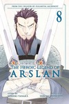 Heroic Legend of Arslan GN Vol 08