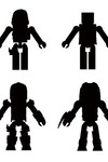 Predator Movie Minimates Set