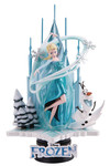 Disney Frozen D-Select Previews Exclusive 6-inch Statue