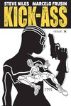 Kick-Ass #13 (Cover B - Frusin)
