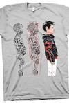 Descender Tim-21 Triptych T-Shirt MED