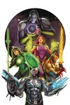 Justice League Odyssey TPB Vol 01 the Ghost Sector