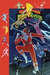 Mighty Morphin Power Rangers #38 (Preorder Gibson Variant)