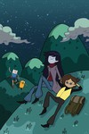 Adventure Time Marcy & Simon #4 (of 6) Main