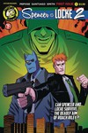 Spencer & Locke #1 (Cover A - Santiago)