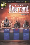Aberrant Season 2 #3 (of 5) (Cover A - Leon Dias)