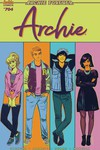 Archie #704 (Cover A - Fish)