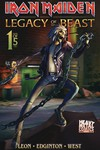 Iron Maiden Legacy O/T Beast Vol 2 Night City #1 (Cover B - Casas)