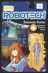 Robotech #19 (Cover B - Action Figure Variant)
