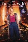 Doctor Who 13th #7 (Cover B - Photo)