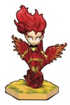 Marvel X-Men Mea-009 Dark Phoenix Previews Exclusive Figure
