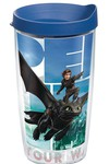 Httyd Find Your Way 16 Oz Tumbler W/Lid