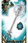 Aquaman Movie Trident Pewter Key Ring