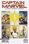 Captain Marvel #1 (3rd Printing)