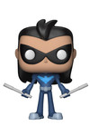 Pop Television: Teen Titans Go - Robin As Nightwing Vinyl Figure