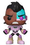 Pop Television: Teen Titans Go The Night Begins To Shine - Cyborg Vinyl Figure