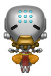 POP Games: Overwatch - Zenyatta Vinyl Figure