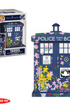"Pop Doctor Who - 6"" Tardis - Clara Memorial"