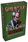 Gamemastery Face Cards Deck Enemies