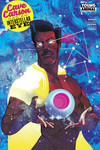 Cave Carson Has an Interstellar Eye #1 (Ward Variant)