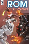 Rom & the Micronauts #4 (of 5) (Cover A - Su)