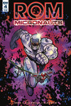 Rom & the Micronauts #4 (of 5) (Cover B - Milonogiannis)