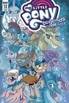 My Little Pony Legends of Magic #12 (Cover B - Hickey)