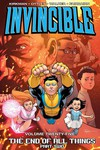 Invincible TPB Vol 25 End of All Things Part 2