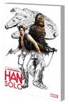 Color Your Own Star Wars Han Solo TPB