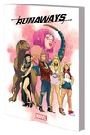 Runaways by Rainbow Rowell TPB Vol 01 Find Your Way Home