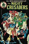 Mighty Crusaders #4 (Cover B - Red Circle)