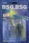 BSG vs BSG #3 (of 6) (Cover C - Tigh Action Figure)