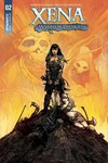 Xena #2 (of 5) (Cover A - Finch)
