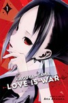 Kaguya Sama Love Is War GN Vol 01