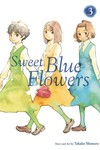 Sweet Blue Flowers GN Vol 03