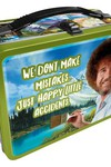 7. Bob Ross Happy Accidents Large Lunch Box