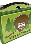 4. Bob Ross Happy Trees Large Lunch Box