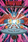 Star Trek vs Transformers TPB