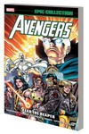 Avengers Epic Collection TPB Fear the Reaper